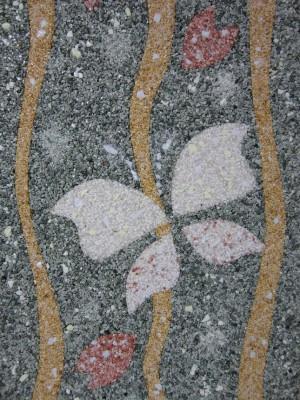 蓄光石パネル
