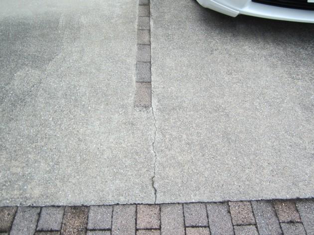 コンクリート直し